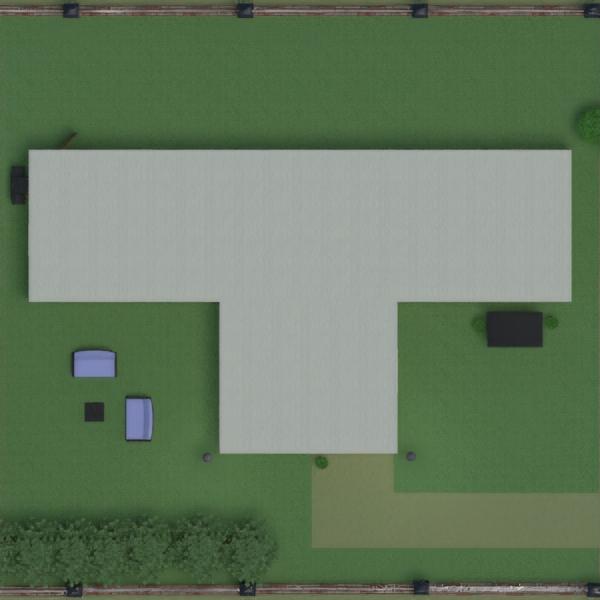 floorplans living room outdoor 3d