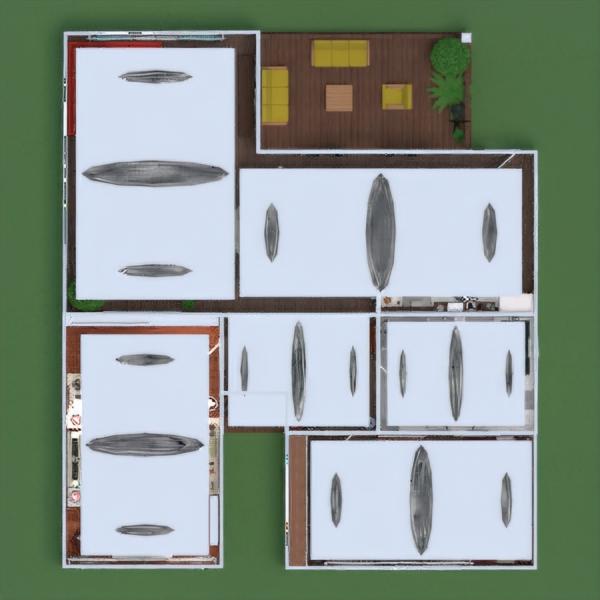 floorplans дом терраса мебель декор ванная спальня гостиная кухня улица архитектура прихожая 3d