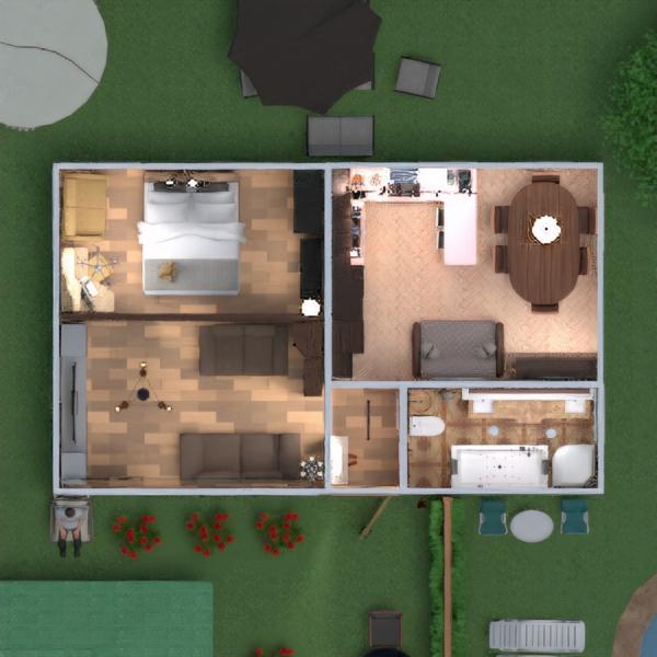 floorplans casa mobílias decoração faça você mesmo casa de banho dormitório quarto iluminação reforma paisagismo utensílios domésticos sala de jantar despensa estúdio patamar 3d