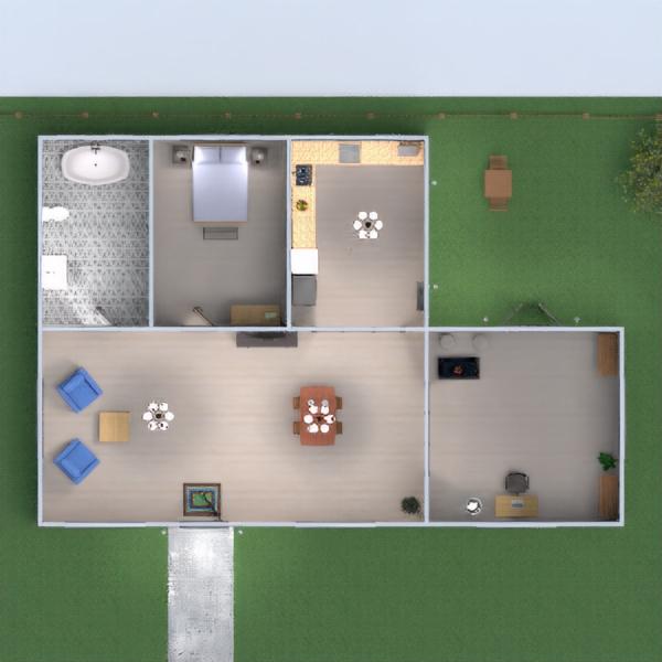 floorplans casa cozinha escritório reforma arquitetura 3d