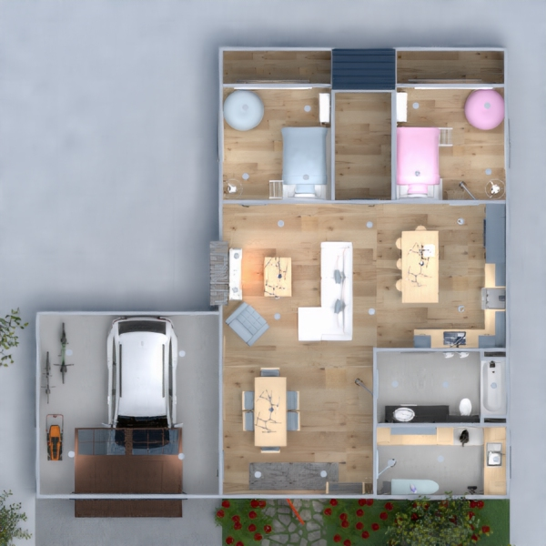 progetti casa 3d