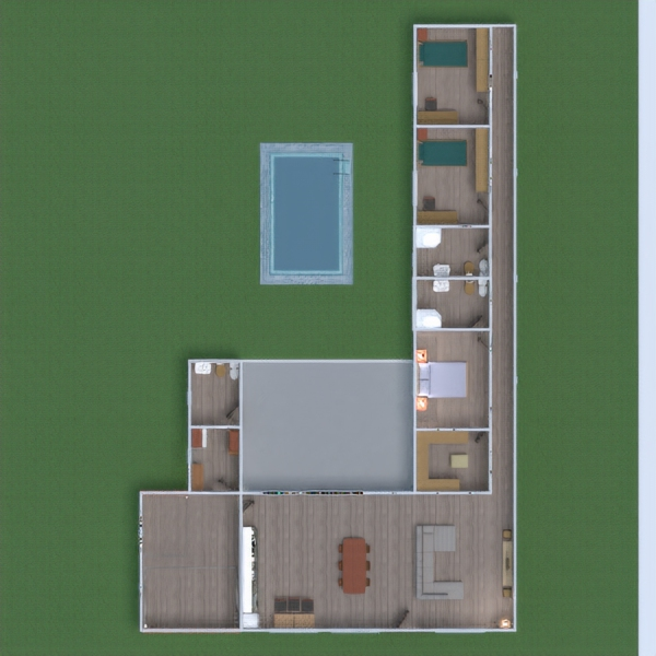floorplans exterior 3d