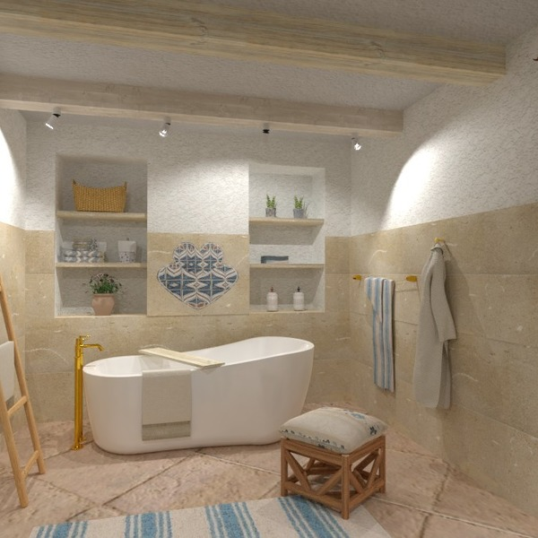 floorplans casa bagno camera da letto cucina esterno 3d