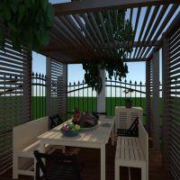 floorplans casa varanda inferior mobílias decoração faça você mesmo área externa paisagismo 3d