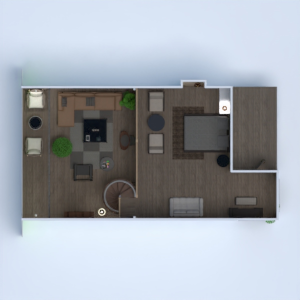 floorplans haus architektur 3d