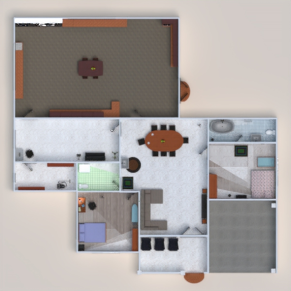 floorplans casa decoración bricolaje cuarto de baño dormitorio salón garaje cocina habitación infantil comedor trastero 3d