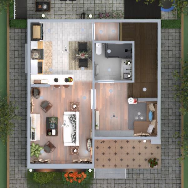 floorplans haus mobiliar haushalt architektur 3d