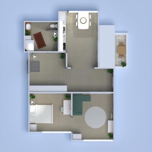 floorplans квартира мебель декор спальня гостиная кухня студия прихожая 3d