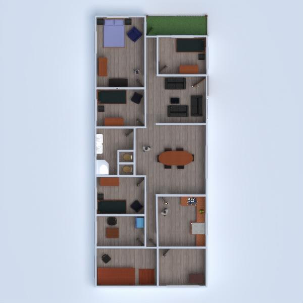 floorplans casa muebles decoración arquitectura 3d