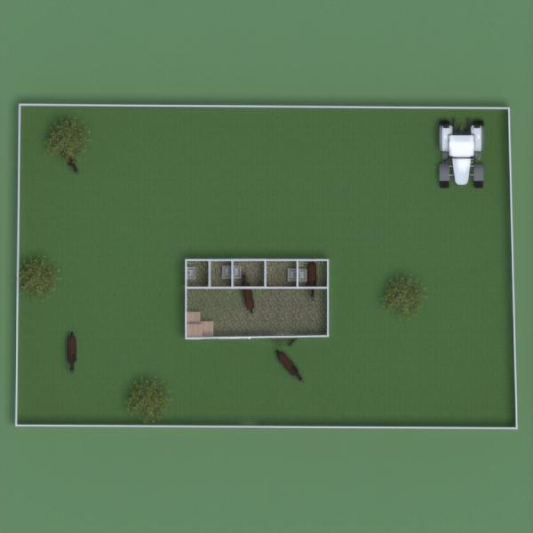 floorplans zrób to sam na zewnątrz krajobraz architektura 3d
