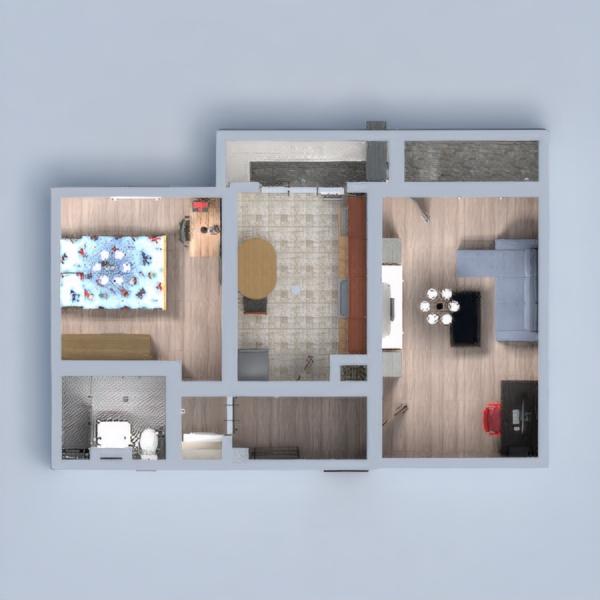 floorplans appartamento rinnovo 3d