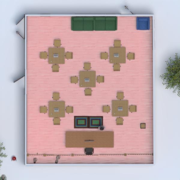 floorplans escritório 3d