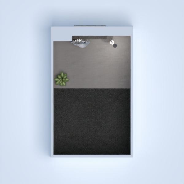 planos decoración despacho 3d