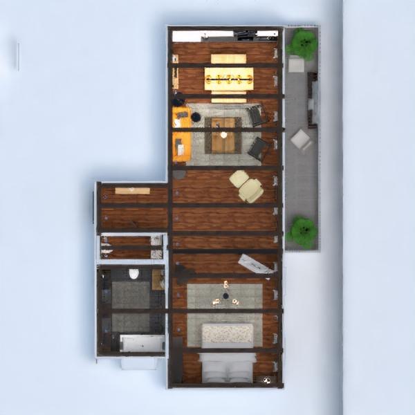 floorplans appartamento arredamento decorazioni angolo fai-da-te bagno camera da letto saggiorno cucina 3d