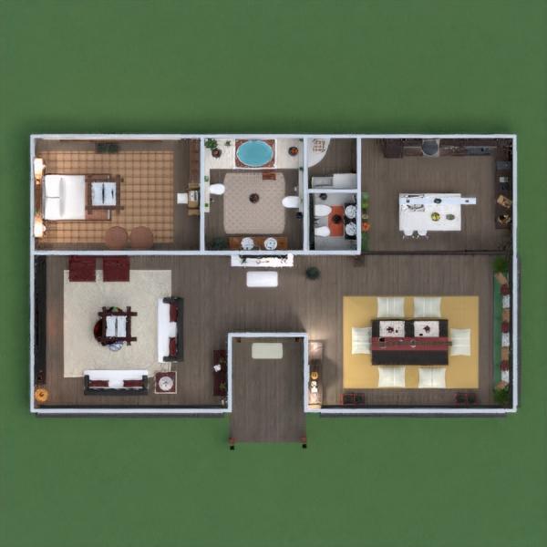 floorplans dom taras meble wystrój wnętrz zrób to sam łazienka pokój dzienny kuchnia na zewnątrz oświetlenie remont krajobraz gospodarstwo domowe kawiarnia jadalnia architektura wejście 3d
