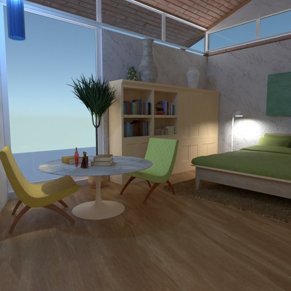 floorplans casa decorazioni saggiorno sala pranzo monolocale 3d