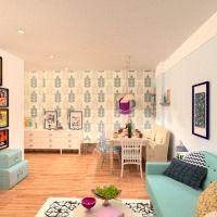 floorplans appartamento veranda arredamento decorazioni angolo fai-da-te bagno camera da letto saggiorno cucina cameretta 3d