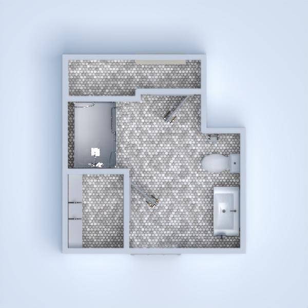 floorplans badezimmer 3d
