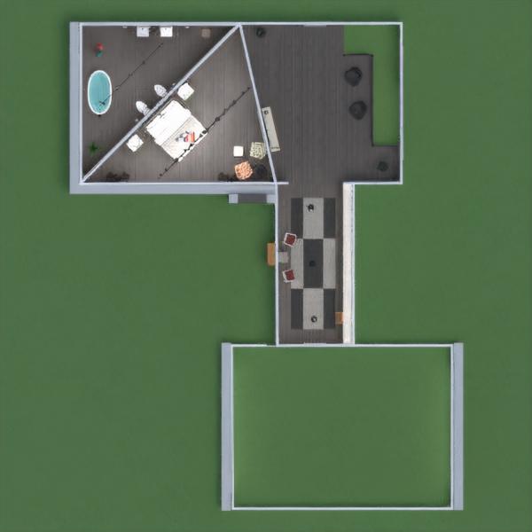 floorplans casa arredamento bagno camera da letto cucina illuminazione paesaggio sala pranzo architettura 3d