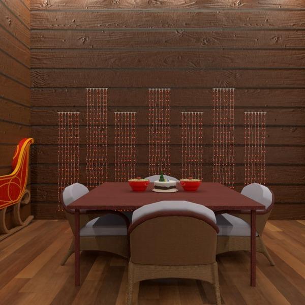 floorplans namas svetainė valgomasis 3d