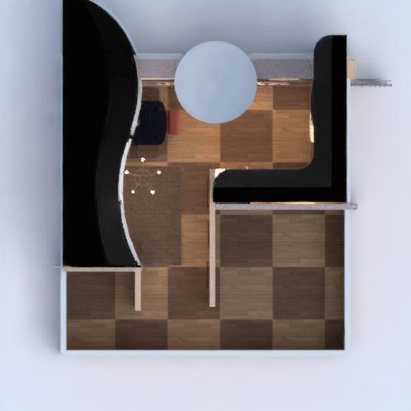 floorplans butas namas baldai dekoras svetainė virtuvė renovacija namų apyvoka valgomasis sandėliukas studija 3d