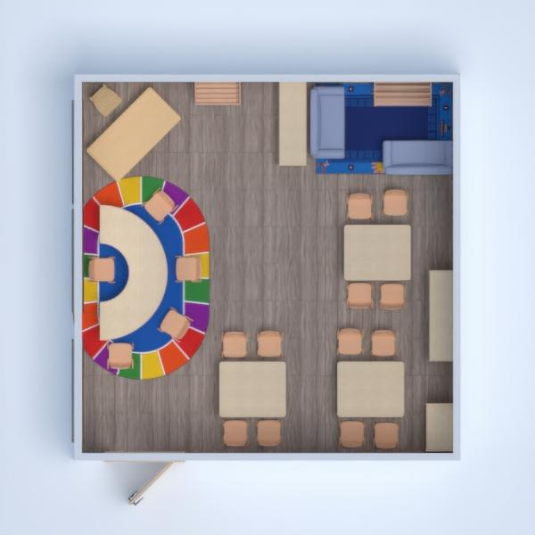 floorplans maison espace de rangement 3d