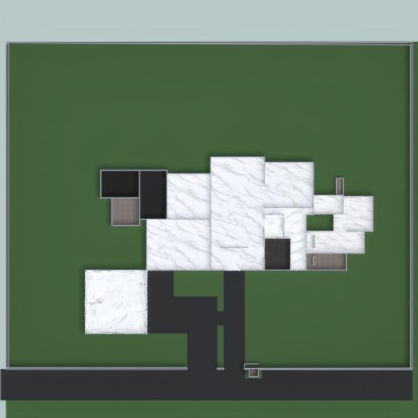 floorplans casa decoração área externa utensílios domésticos arquitetura 3d