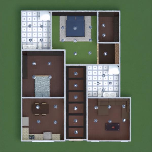 floorplans maison meubles décoration diy salle de bains chambre à coucher salon cuisine eclairage maison salle à manger architecture 3d