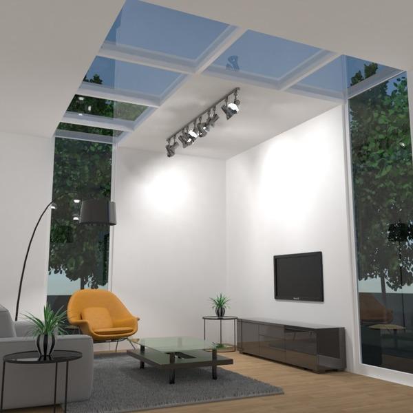 floorplans casa muebles salón iluminación 3d