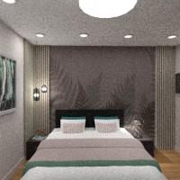 floorplans wohnung haus mobiliar schlafzimmer 3d