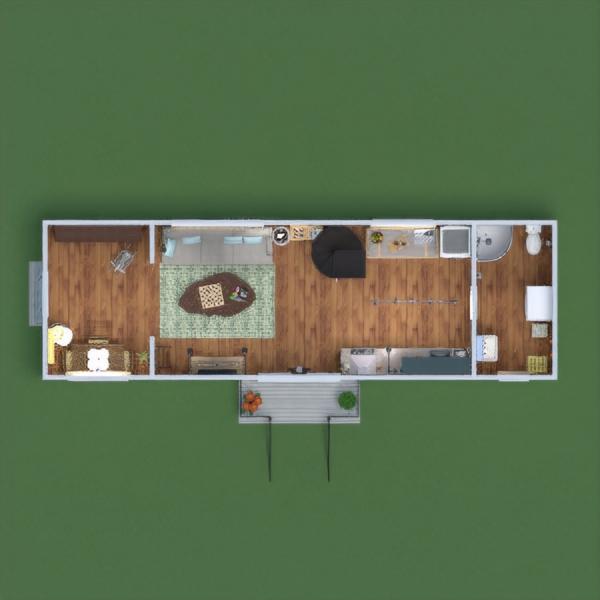 floorplans haus mobiliar dekor badezimmer wohnzimmer 3d