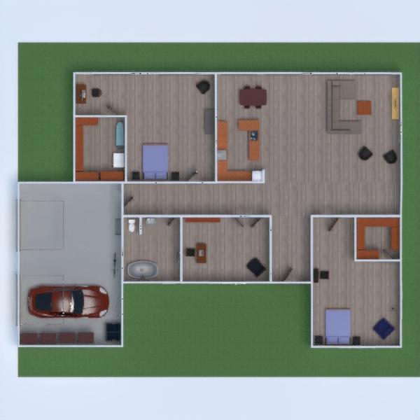 floorplans casa 3d