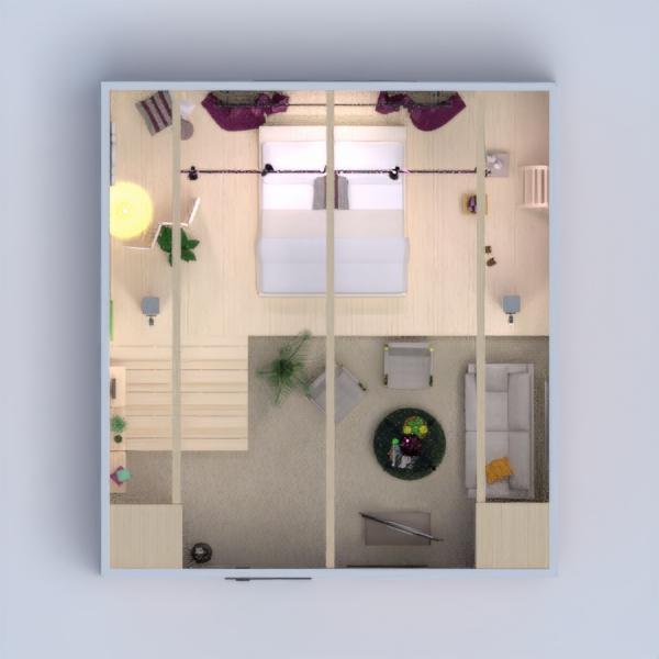 floorplans apartment decor bedroom living room lighting studio 3d