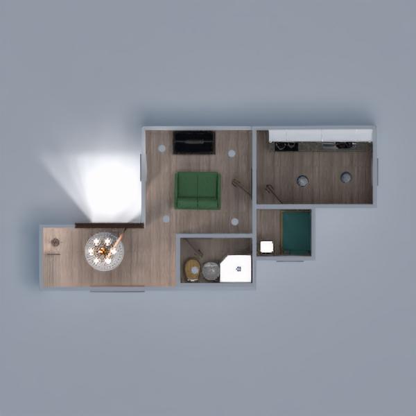 floorplans house furniture bedroom living room dining room 3d