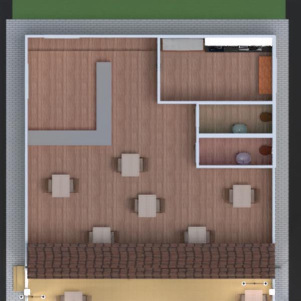 floorplans diy kitchen cafe dining room entryway 3d
