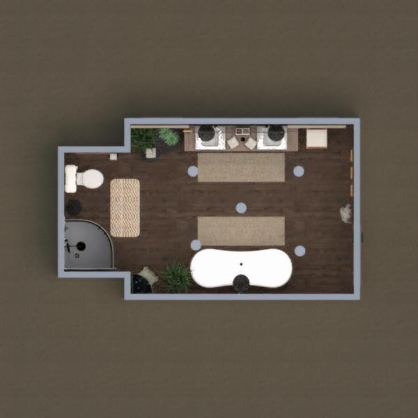 floorplans dom wystrój wnętrz łazienka oświetlenie architektura 3d