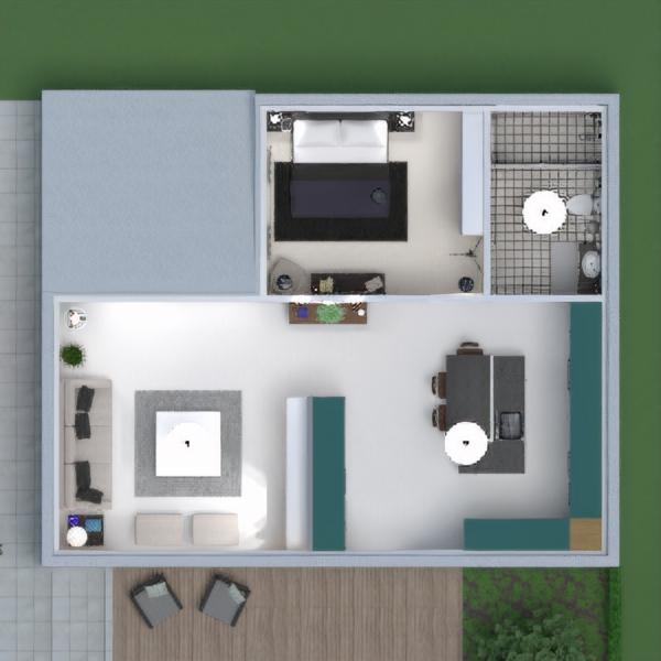 floorplans casa varanda inferior mobílias decoração faça você mesmo casa de banho quarto garagem cozinha área externa iluminação paisagismo utensílios domésticos sala de jantar arquitetura patamar 3d