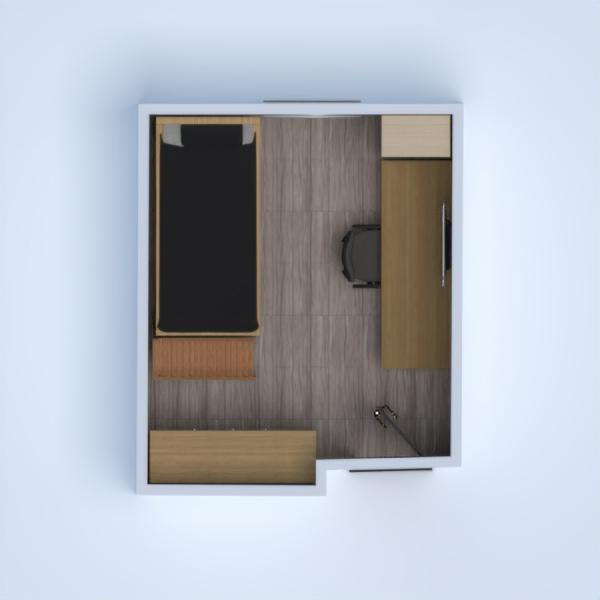 floorplans bedroom kids room office 3d