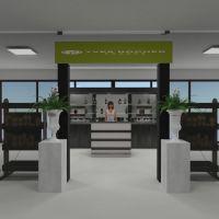 floorplans casa terraza muebles decoración bricolaje despacho iluminación reforma estudio 3d