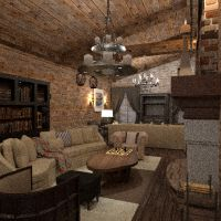 floorplans apartment house furniture decor living room lighting renovation architecture storage 3d