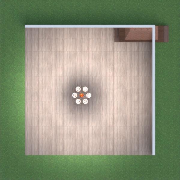 floorplans taras wystrój wnętrz zrób to sam na zewnątrz 3d