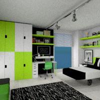 floorplans furniture kids room lighting 3d