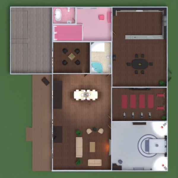 floorplans casa terraza muebles decoración bricolaje cuarto de baño dormitorio salón garaje exterior habitación infantil despacho iluminación paisaje hogar comedor arquitectura trastero estudio descansillo 3d