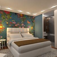 floorplans apartment terrace furniture decor bathroom bedroom living room kitchen outdoor landscape dining room 3d
