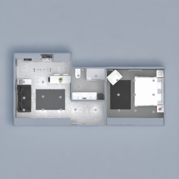 floorplans appartement décoration rénovation maison studio 3d
