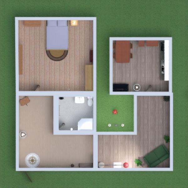 floorplans dom sypialnia architektura 3d