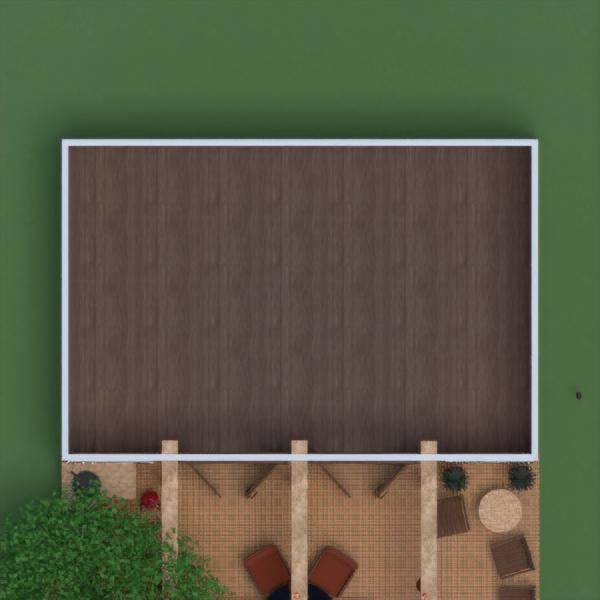 floorplans terraza decoración iluminación paisaje arquitectura 3d