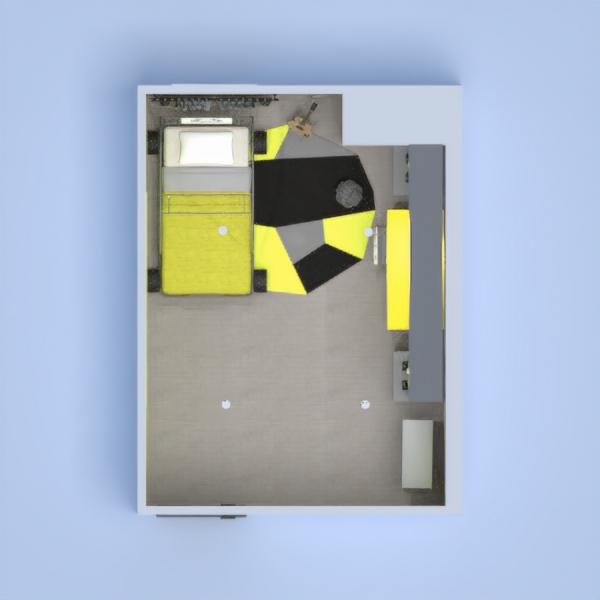 floorplans dekor kinderzimmer büro beleuchtung architektur 3d