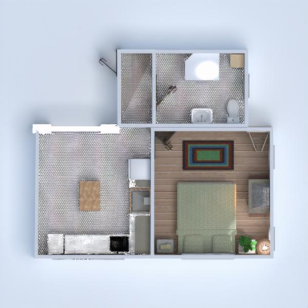 floorplans bathroom bedroom kitchen 3d