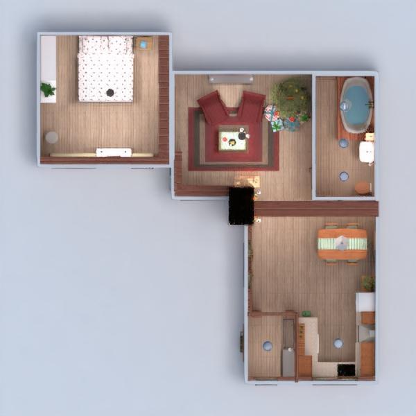 floorplans дом мебель декор ванная спальня гостиная кухня улица освещение ландшафтный дизайн столовая прихожая 3d